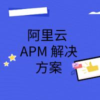 阿里云 APM 解决方案地图