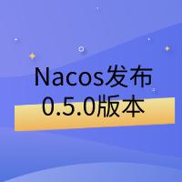 Nacos发布0.5.0版本,轻松玩转动态 DNS 服务